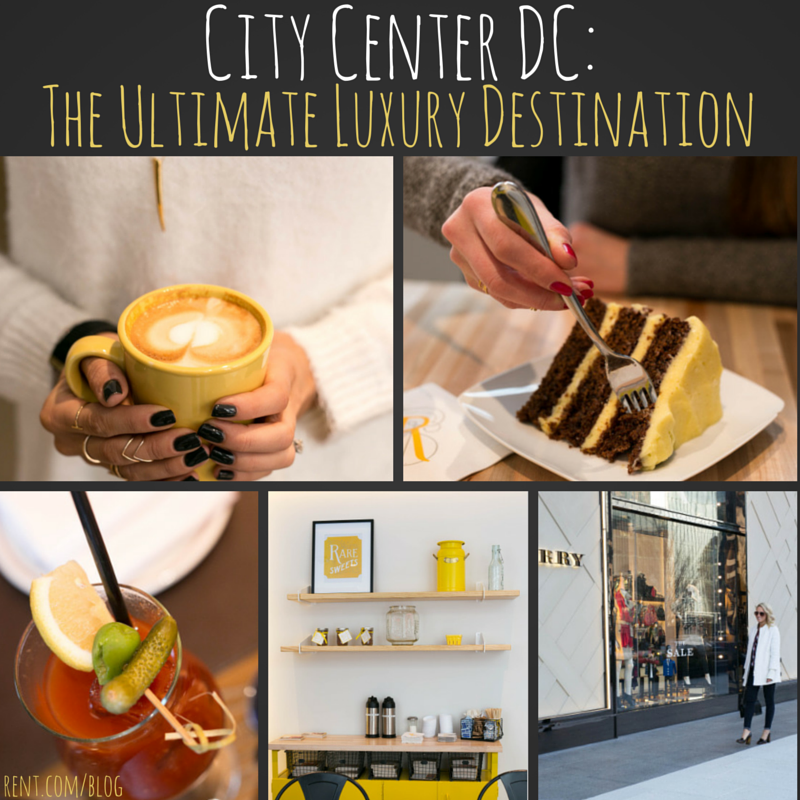 City Center DC- The Ultimate Luxury
