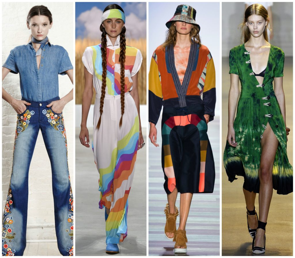 70s trends at NYFW SS16