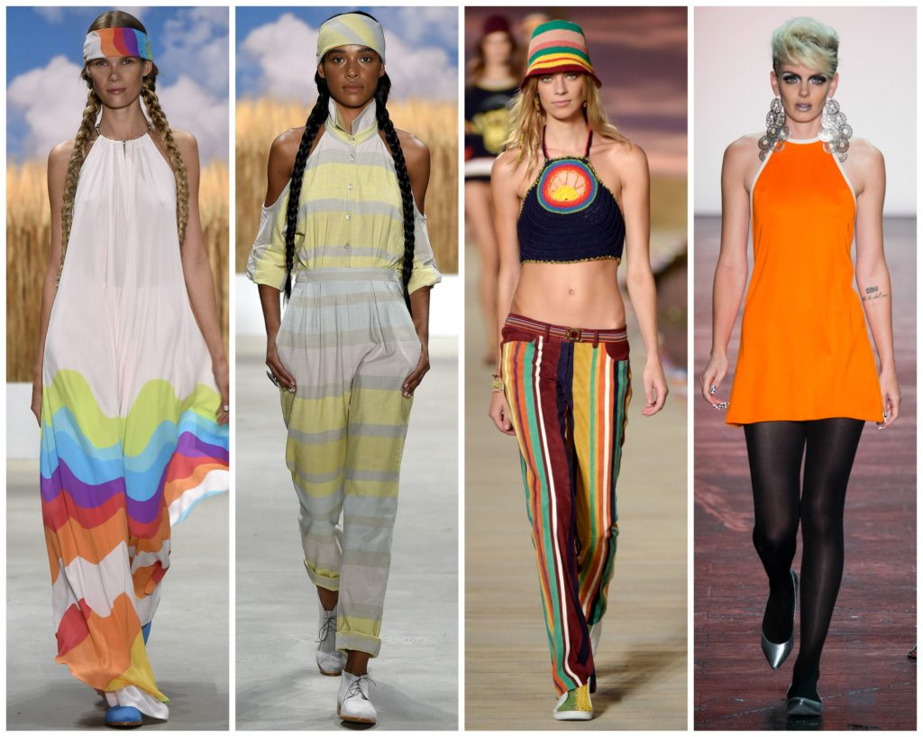Halter Tops  trends at NYFW SS16