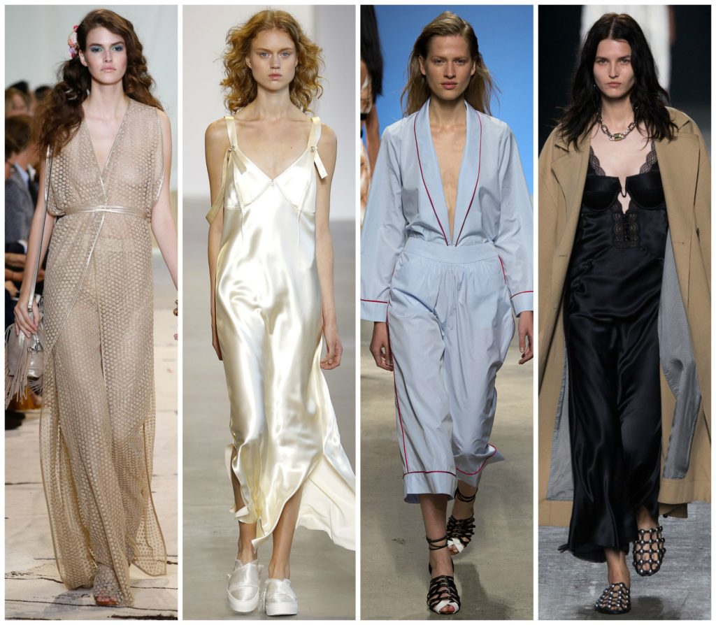 Sleep  trends at NYFW SS16