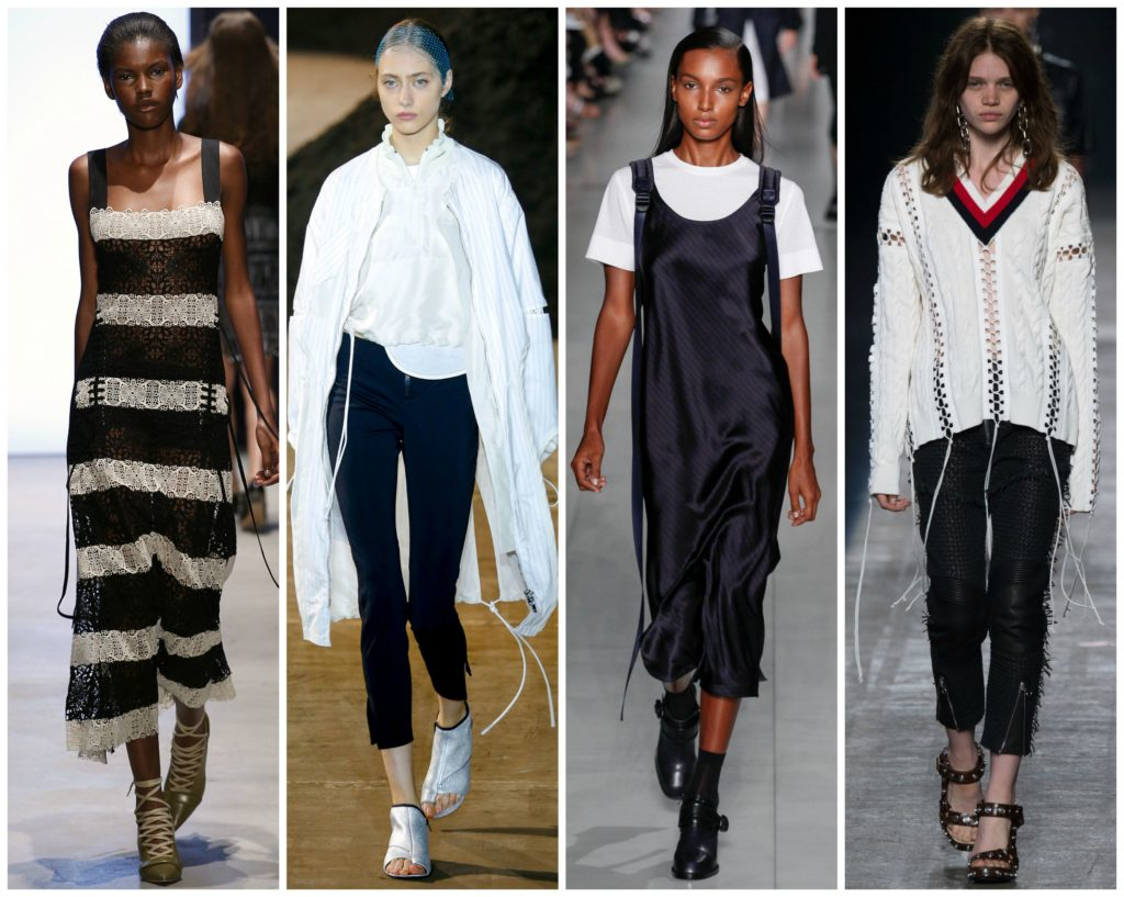 Strings Attached  trends at NYFW SS16