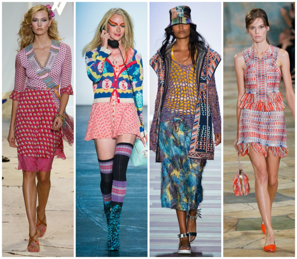 prints  trends at NYFW SS16