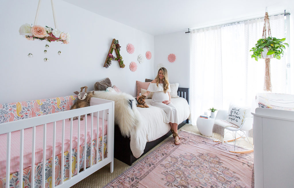 I Have Been Daydreaming About My Baby S Nursery Ever Since Pinterest First Came On The Scene This Was Well Before Possibility Of A Even